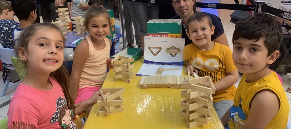 Çocuklar Akıl ve Zeka Oyunları'nda Buluştu..