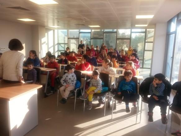 Efes Selçuklu Çocuklar Yazarlarla Buluşuyor
