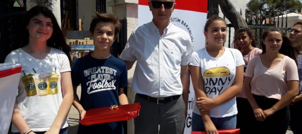 Foça'da Kültürel Miras Sergisi Açıldı