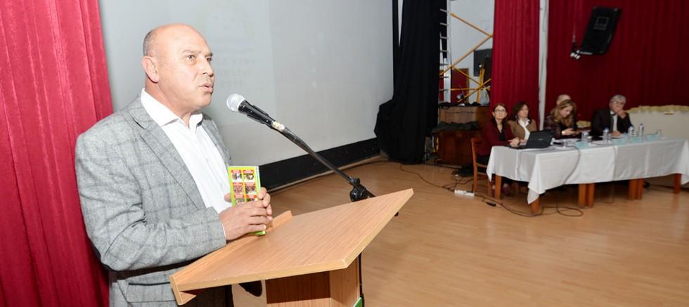 ' Palmiye Kırmızı Böceği Ve Çam Kese Tırtılı İle Mücadele' Konferansı