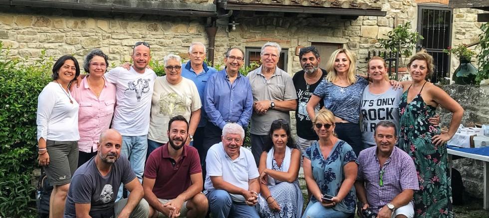Fotoğraf Dostluğu 'Toscana Rüyası' İle Taçlanıyor.