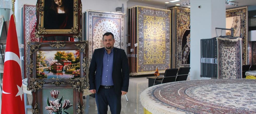 Gerçek İran Halısı Gaziemir'de