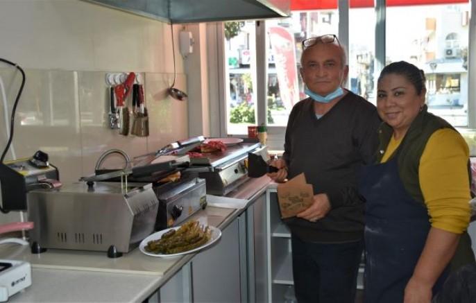 Gezer çifti iş hayatında da uyum içinde çalışıyorlar