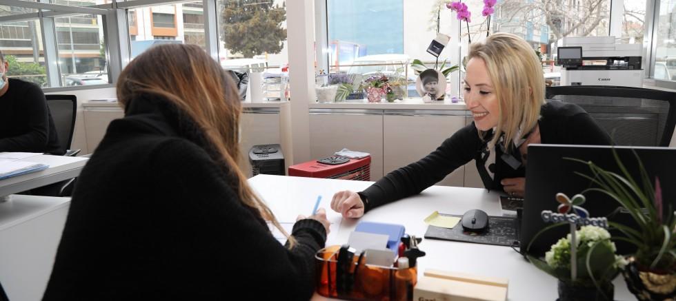 Her ay 70 kişi CV Bank ile iş buluyor