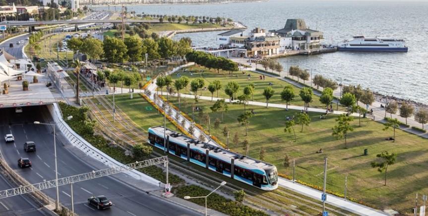 İzmir'de Arterlere Düzenleme Geliyor