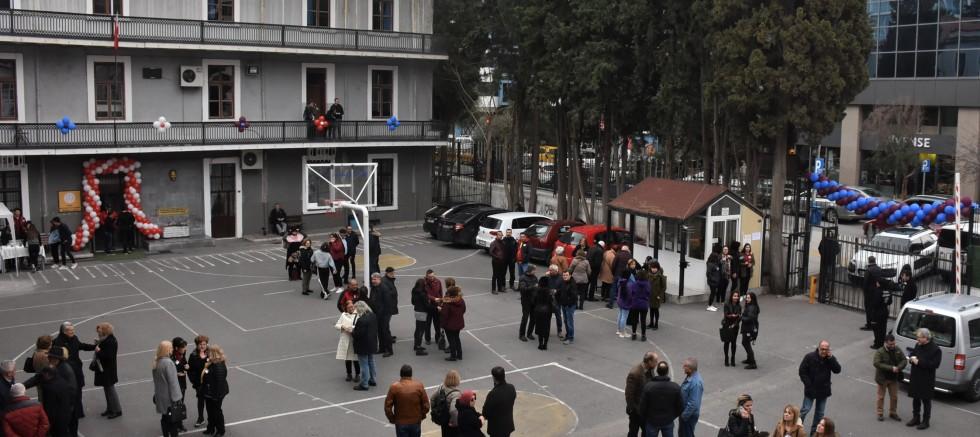 İzmir Ticaret Lisesi Mezunları Pilav Gününde Buluştu