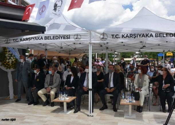 Karşıyaka'ya Cihat Kora kütüphanesi
