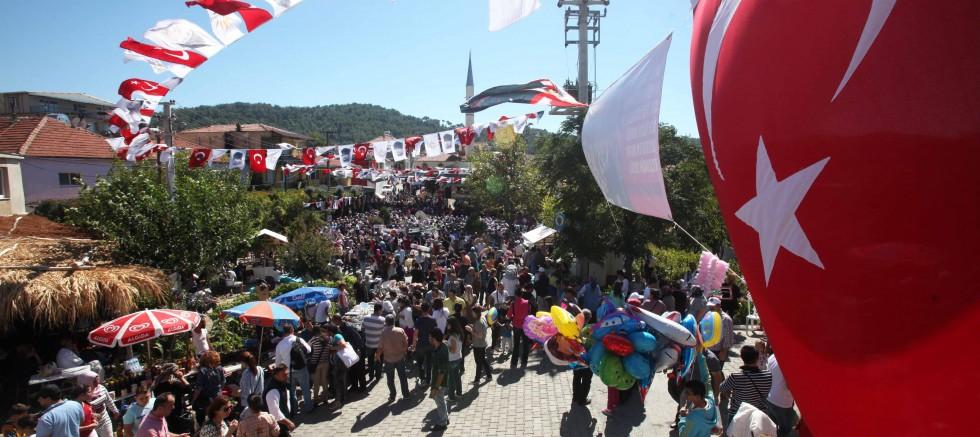 Kavacık Üzüm Festivali Başlıyor