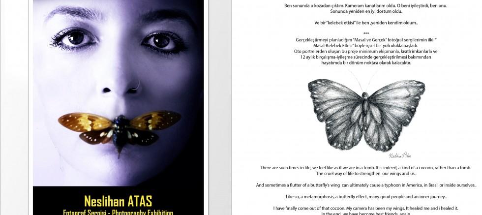 """""""Kelebek Etkisi"""" sanatseverlerle buluşacak"""