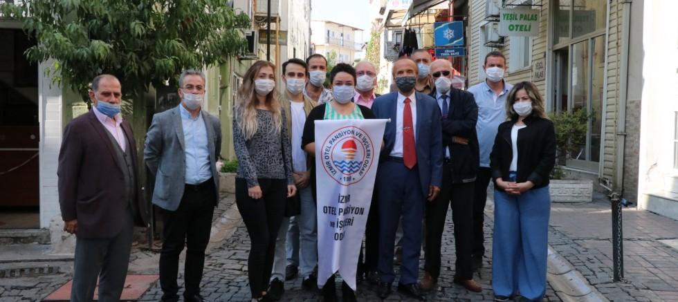 Mehmet Gönen: Güvenli Turizm Sertifikası Tekrar Gözden Geçirilmeli