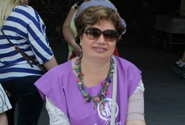 Özlem Göktoğan'dan Kadın Olmanın Seyir Defteri...