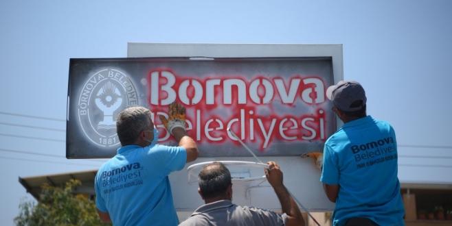 Sporcu kenti Bornova'da  25 saha yenileniyor