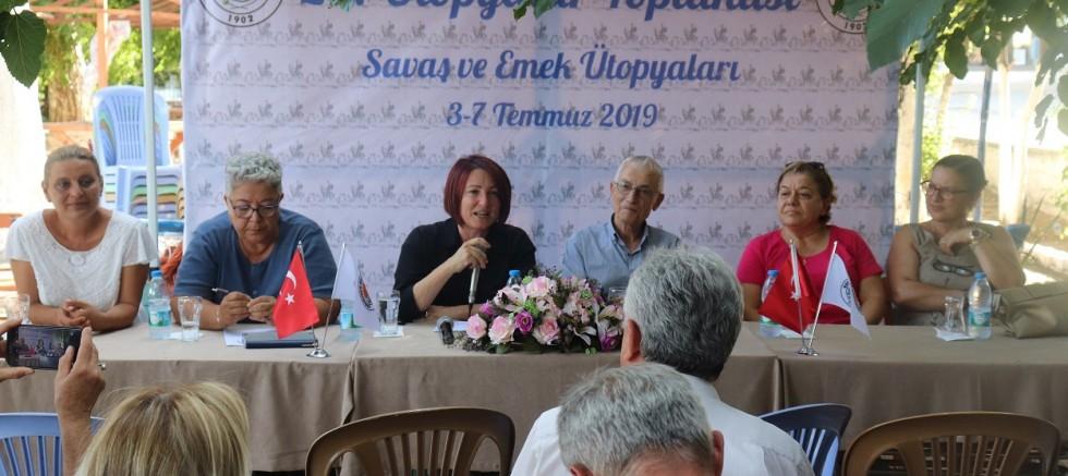 Ütopyalar Toplantısı'nda Son İki Gün…